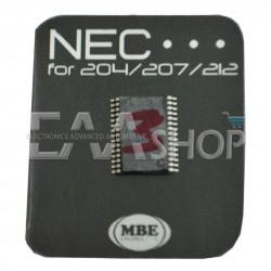ESLCHIP_CM CHIP NEC EMULADOR CON FUNCION MOTOR