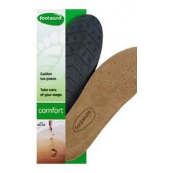Plantillas para Calzado que aportan máximo confort y calidad gracias a su piel. El grosor permite sustituir la plantilla origin
