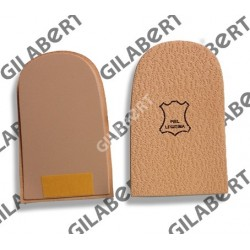 Alzas de Talon con latex de 15mm de espesor especialmente diseñadas para elevar de forma más eficaz manteniendo la máxima comod