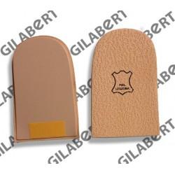 Alzas de Talon con latex de 20MM de espesor especialmente diseñadas para elevar de forma más eficaz manteniendo la máxima co