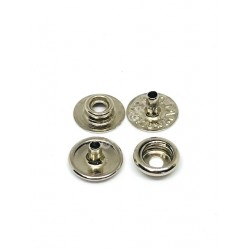 BROCHE  PACK 8020/4 LATON (25UDS)