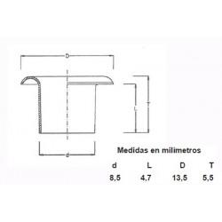 OJETES DE LATON 315/17 BOLSA (2000)