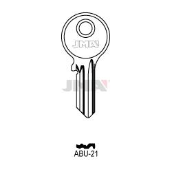 LLAVE JMA ACERO ABU 21 (C)