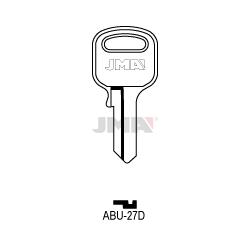 LLAVE JMA ACERO ABU 27D (C) (AU9PS)
