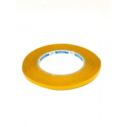 CINTA ADHESIVA DOBLE CARA 6MM. (ROLLO)