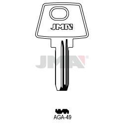 LLAVE JMA SEGUR. AGA 49