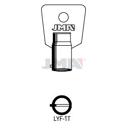 LLAVE JMA TUBULAR LYF 1T