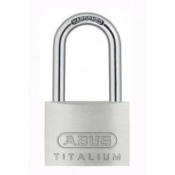 ABUS CANDADO TITALIUM 50MM ARCO L 54TI/50HB50
