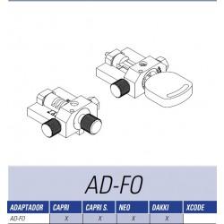 JMA AD-FO ADAPT. FO-6.P  AL/CO/DY/DK PARA MAQUINA PUNTOS