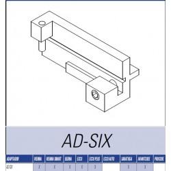 JMA ADAPTADOR SIX-3.P DAK/BER/SAR