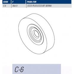 JMA CEPILLO MAQUINA C6 - 65*13 ECCO PLUS/BIT/BERNA