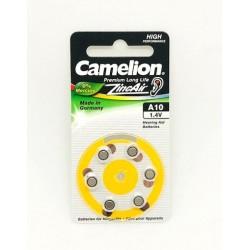 CAMELION PILA AUDIFONO -A10 (BLIS 6)