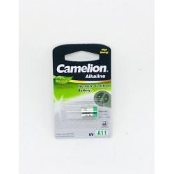 CAMELION PILA PLUS ALCALINA 11A 6V. (BLIS 1)