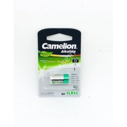 CAMELION PILA PLUS ALCALINA 4LR44 (BLIS 1)