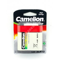 CAMELION PILA PLUS ALCALINA LR61 9V 6LF22 (BLIS 1)