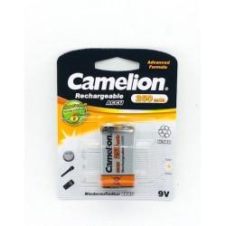 CAMELION PILA RECARGABLE LR61 9V 250 MAH (BLIS 1)