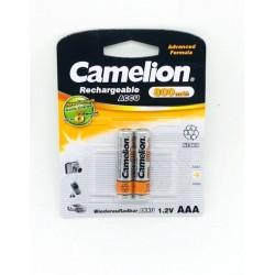 CAMELION PILA RECARGABLE NI NH LR03 AAA 800 MAH (BLIS 2)