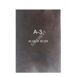 PIEL TAMAÑO A3 (30X42) ENGRASADA OSCURA 1.8-2.0